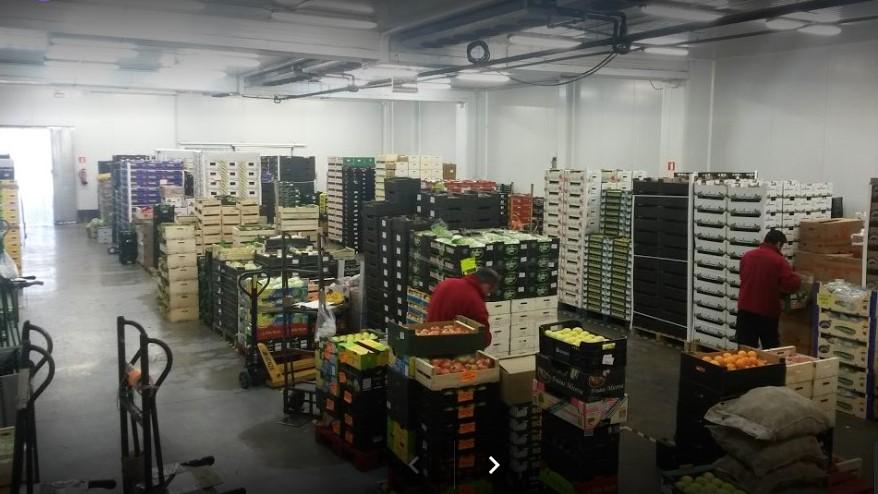 Soluciones de Picking en fruta y verdura para cocina de colectividades