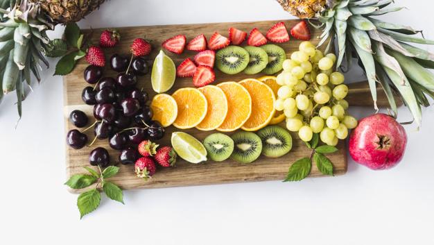 Frutas y verduras: Temporada de verano