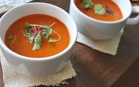 5 recetas de gazpacho